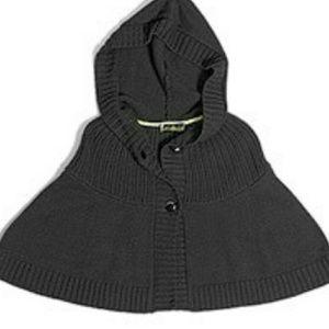 Edie Rose by Rachel Bilson Cape Sweater DKNY Jeans